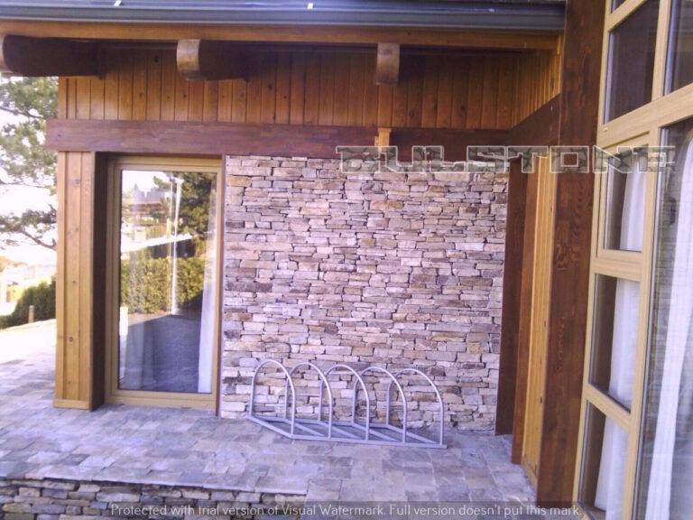 Зидария от естествен камък